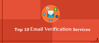 Top10  Best Email Verification Services In The World for 2019