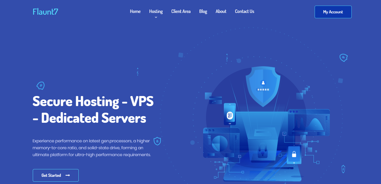 Flaunt7 Review: Best & Trusted Web Hosting