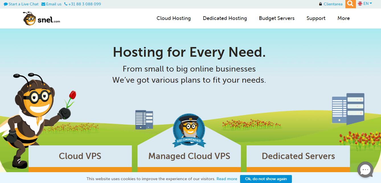 Snel.com Review: The Best & Smart Web Hosting