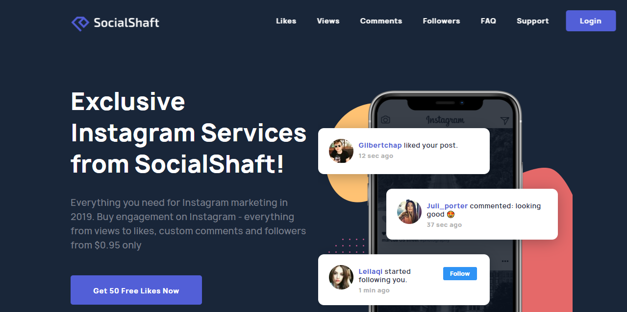 SocialShaft Review: The Best & Trusted Instagram Growth Service