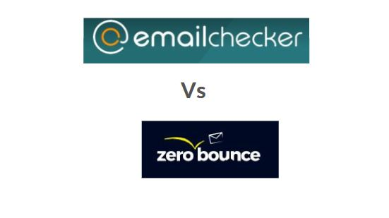 EmailChecker vs ZeroBounce: Who Is The Winner
