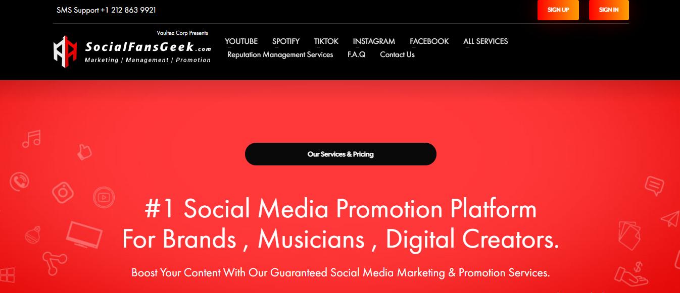 Best To Buy Ligit YouTube Views: SocialFansGeek
